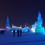 Ледяная Голландия в Перми
