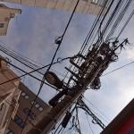 Акихабара. Электрический столб