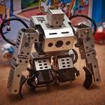 Робот в магазине «Все для хобби»