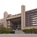 В центре Осаки