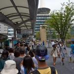Автобусная станция у вокзала