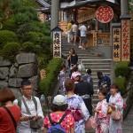 Вход в храмовый комплекс