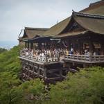 Террасы храма Киёмизу