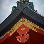 Декоративная крыша
