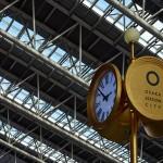 Часы станции Осака