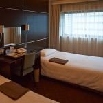 Номер в отеле Sendai Kokusai