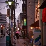 Улица Сендая