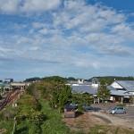 Станция и риокан
