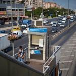 Полумифический киоск, где можно получить залог за Истанбулкард
