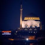Мечеть на горизонте
