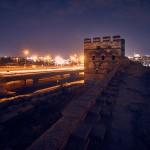 Башня и шоссе