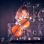Концерт Apocalyptica